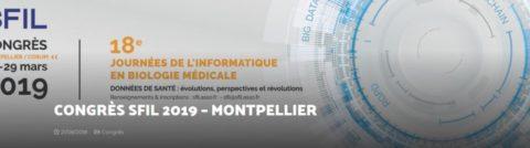 CONGRÈS SFIL 2019 – MONTPELLIER
